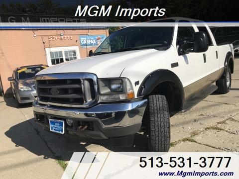 2001 Ford F 250 Super Duty For Sale Carsforsale Com