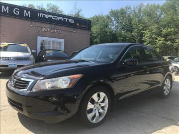 2008 Honda Accord for sale in Loveland, OH