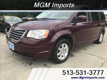 2008 Chrysler Town and Country for sale in Loveland, OH