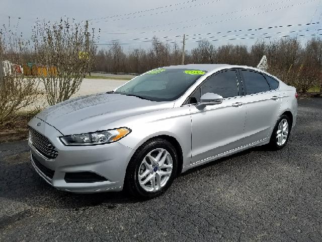 2014 Ford Fusion SE 4dr Sedan - Hartford KY