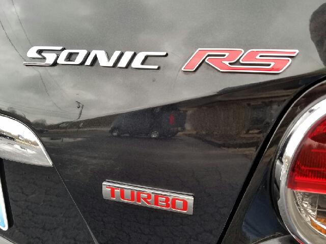 2015 Chevrolet Sonic RS Auto 4dr Hatchback - Hartford KY