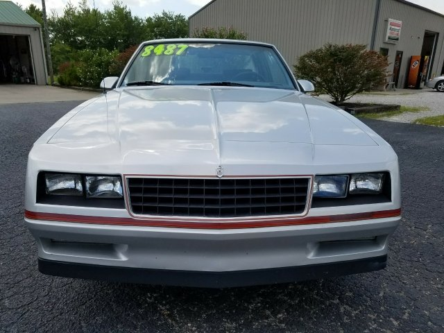 1986 Chevrolet Monte Carlo SS 2dr Coupe - Hartford KY