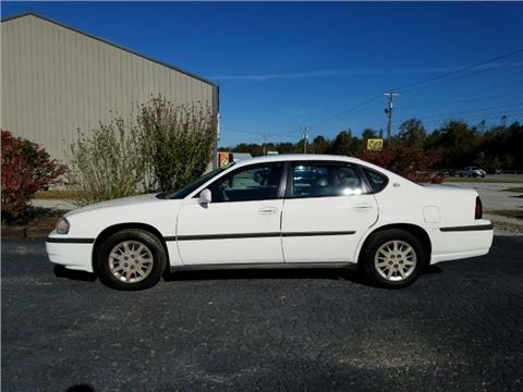 2005 Chevrolet Impala for sale in Hartford, KY