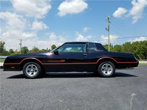 1986 Chevrolet Monte Carlo for sale in Hartford, KY