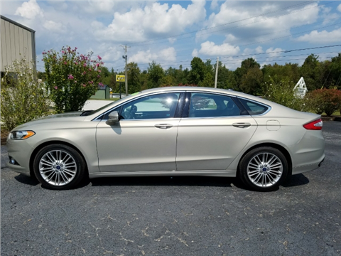 2016 Ford Fusion for sale in Hartford, KY