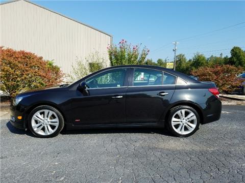 2014 Chevrolet Cruze for sale in Hartford, KY