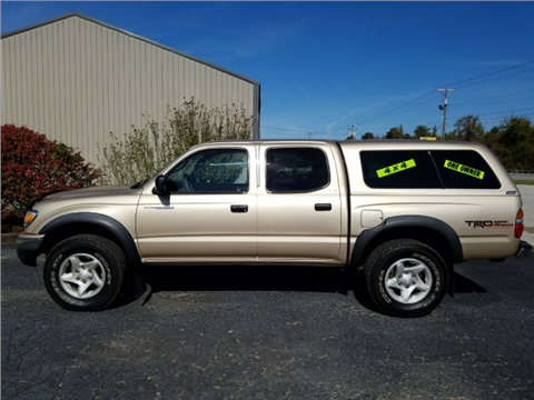 2002 Toyota Tacoma for sale in Hartford, KY