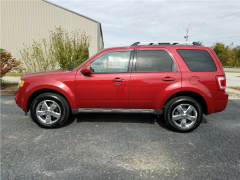 2012 Ford Escape for sale in Hartford, KY