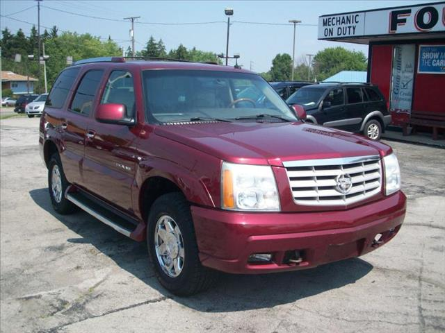 Used cadillac escalade for sale for Jarboe motors westminster md