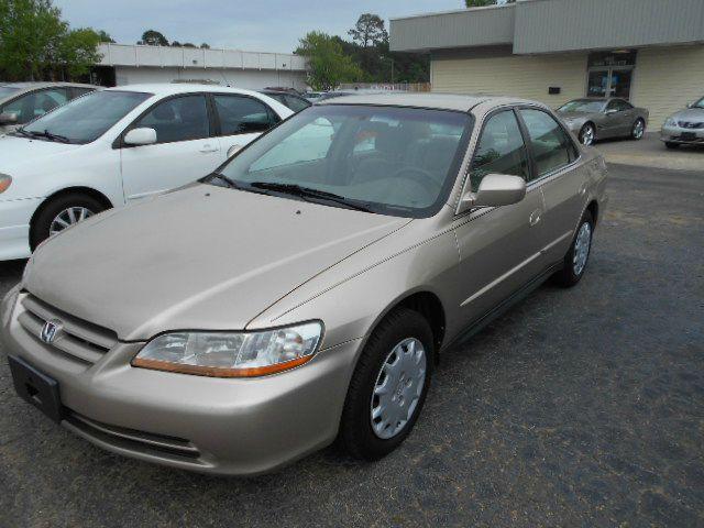 2001 Honda Accord