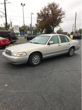 2007 Mercury Grand Marquis for sale in Cottage City, MD