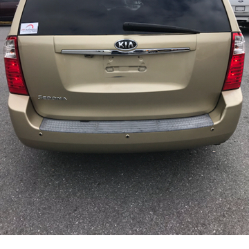 2010 Kia Sedona for sale in Cottage City, MD