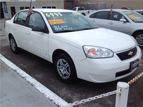 2007 Chevrolet Malibu for sale in St Louis, MO