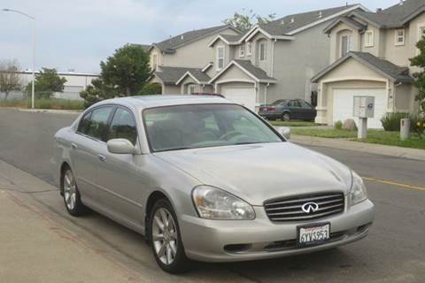 2002 Infiniti Q45 for sale in Sacramento, CA