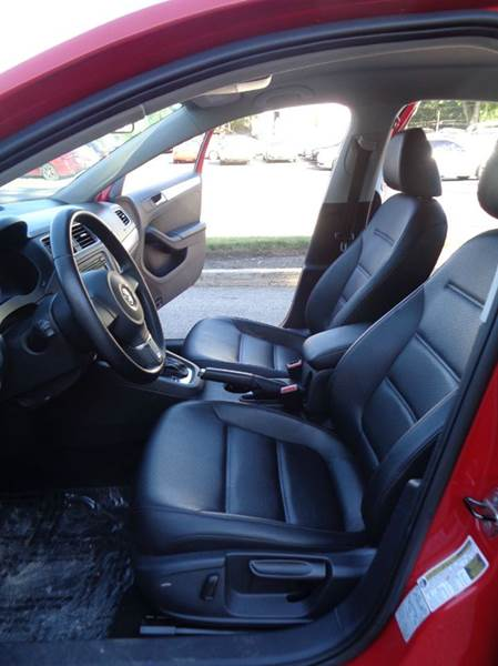 2013 Volkswagen Jetta SE PZEV 4dr Sedan 6A - Elgin IL