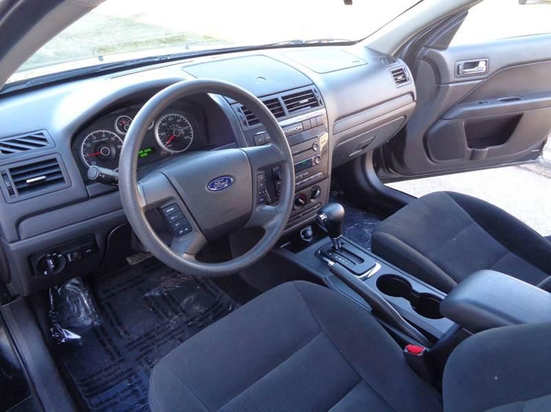 2007 Ford Fusion I-4 SE 4dr Sedan - Elgin IL