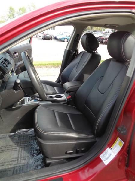 2012 Ford Fusion SEL 4dr Sedan - Elgin IL