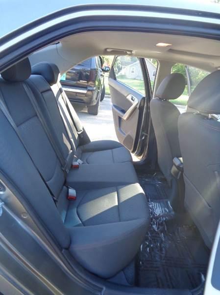 2010 Kia Forte SX 4dr Sedan 5A - Elgin IL