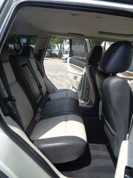 2008 Jeep Grand Cherokee 4x4 Limited 4dr SUV - Elgin IL
