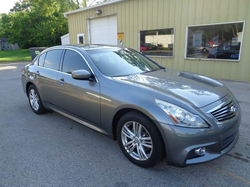 2010 Infiniti G37 Sedan AWD x 4dr Sedan - Elgin IL