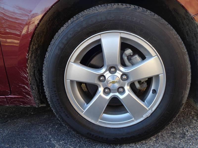 2015 Chevrolet Cruze 1LT Auto 4dr Sedan w/1SD - Elgin IL