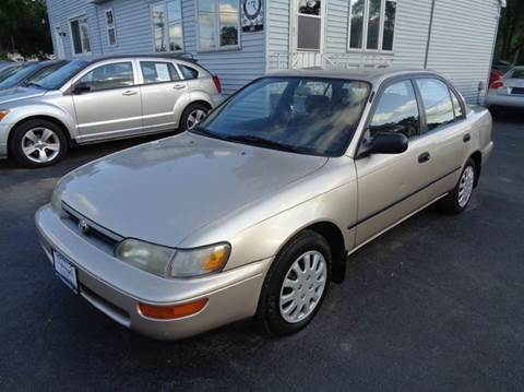 1995 Toyota Corolla For Sale Carsforsale Com