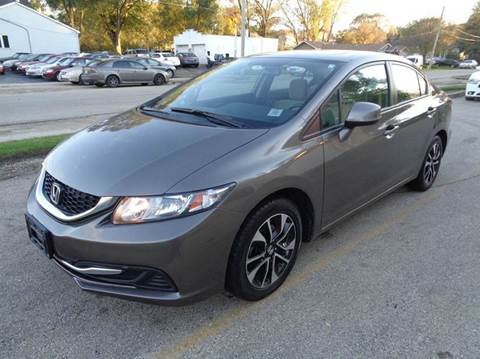 2013 Honda Civic for sale in Elgin, IL