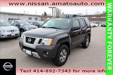 2012 Nissan Xterra for sale in Milwaukee, WI