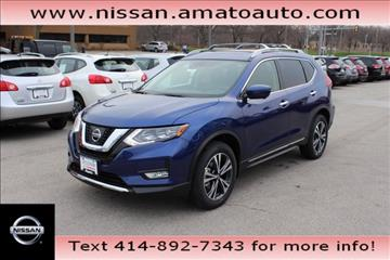 2017 Nissan Rogue for sale in Milwaukee, WI