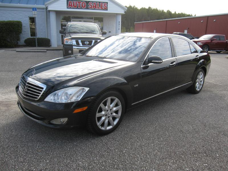 mercedes benz s class for sale in loris sc. Black Bedroom Furniture Sets. Home Design Ideas
