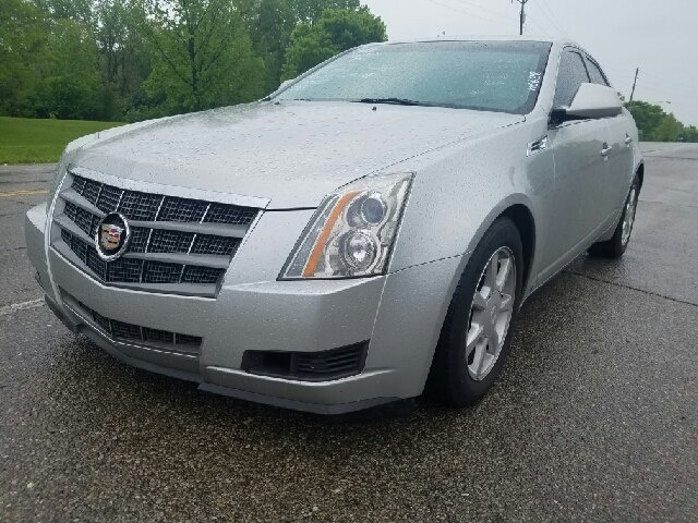 2008 cadillac cts awd 3 6l v6 4dr sedan in miamisburg oh. Black Bedroom Furniture Sets. Home Design Ideas