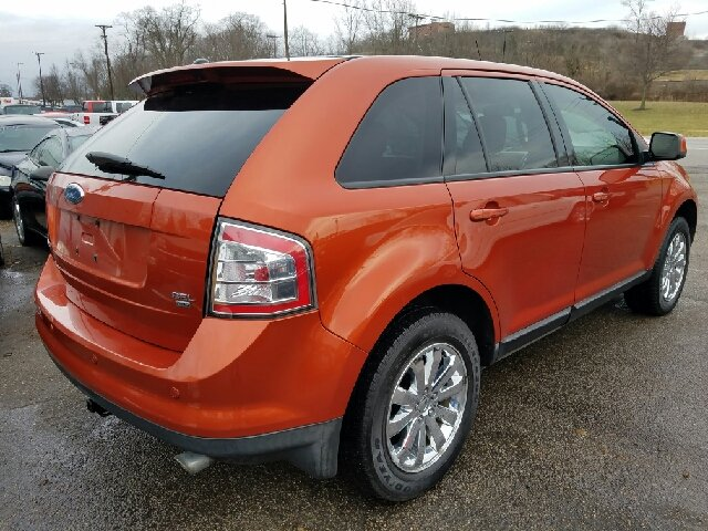 2007 ford edge awd sel plus 4dr suv in miamisburg oh superior auto sales. Black Bedroom Furniture Sets. Home Design Ideas