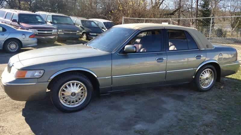 2000 mercury grand marquis ls 4dr sedan in miamisburg oh superior auto sales. Black Bedroom Furniture Sets. Home Design Ideas