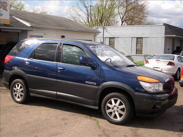 2003 buick rendezvous cxl 4dr suv in miamisburg oh. Black Bedroom Furniture Sets. Home Design Ideas