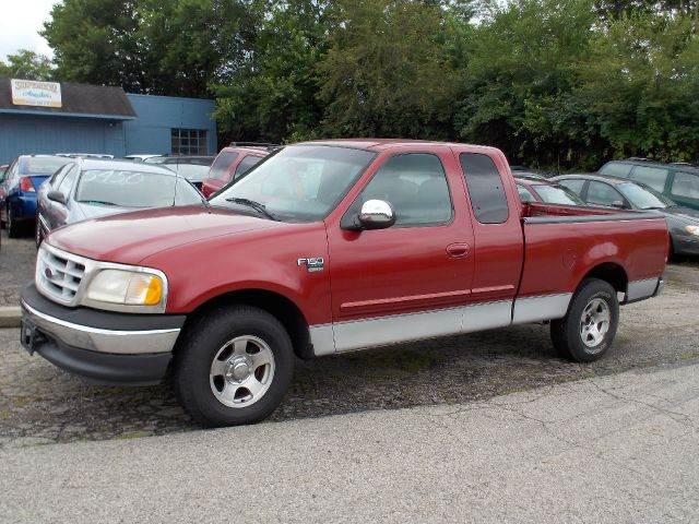 1999 ford f 150 4dr xlt extended cab sb in miamisburg oh superior auto sales. Black Bedroom Furniture Sets. Home Design Ideas