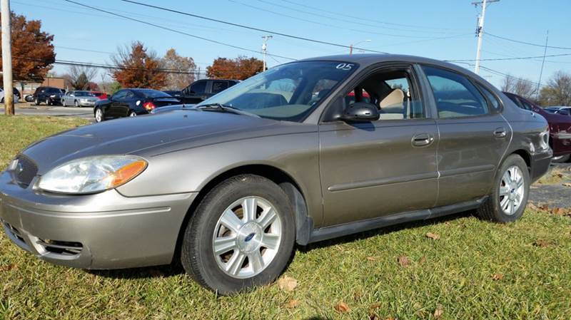 2005 Ford Taurus SEL 4dr Sedan - Miamisburg OH
