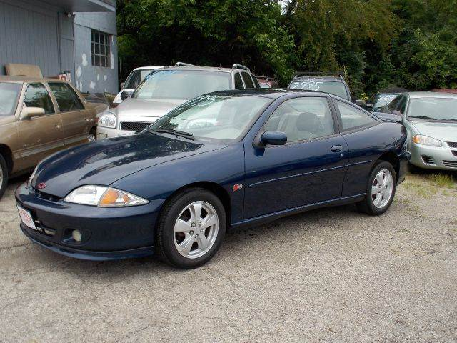 2002 Chevrolet Cavalier Z24 Coupe For Sale In Miamisburg ...