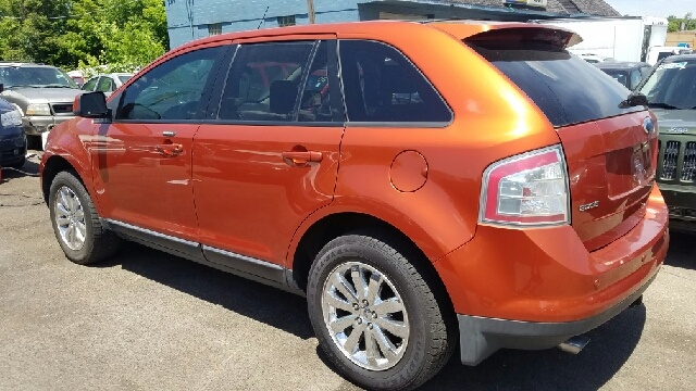 2007 ford edge sel plus awd 4dr suv in miamisburg oh. Black Bedroom Furniture Sets. Home Design Ideas