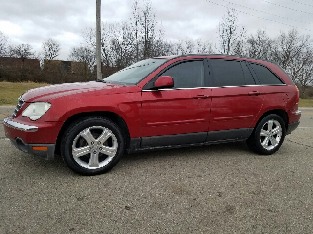 2007 chrysler pacifica awd touring 4dr wagon in miamisburg oh superior auto sales. Black Bedroom Furniture Sets. Home Design Ideas