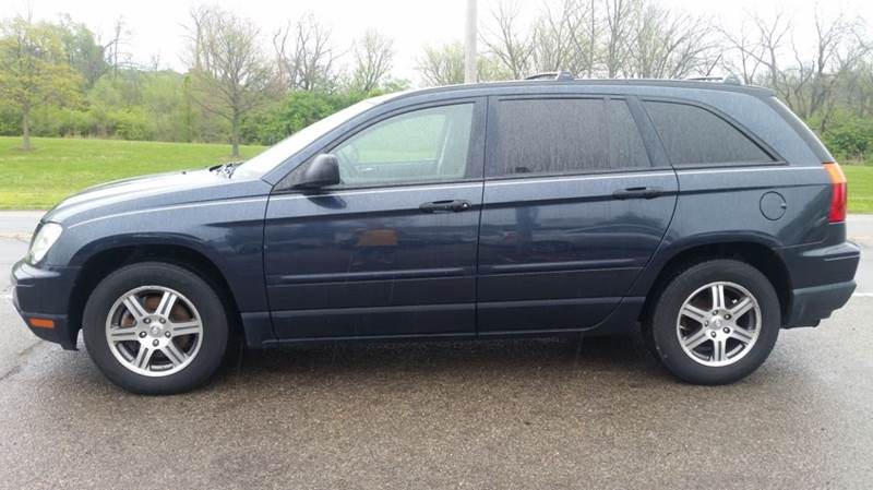 2007 Chrysler Pacifica AWD 4dr Wagon - Miamisburg OH