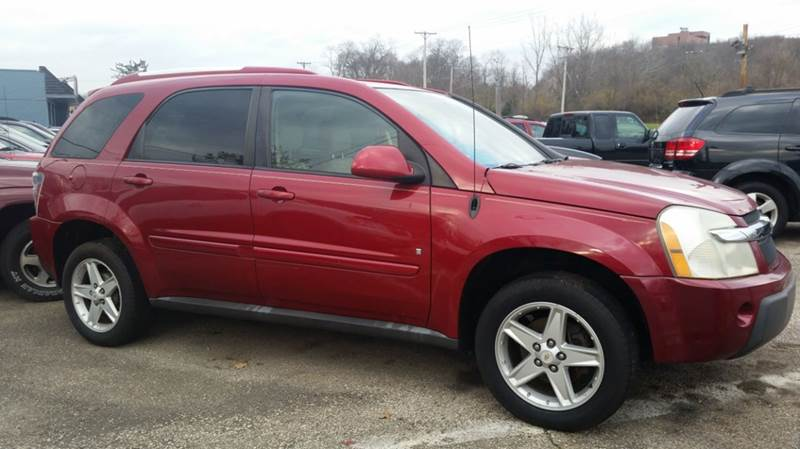 2006 chevrolet equinox awd lt 4dr suv in miamisburg oh. Black Bedroom Furniture Sets. Home Design Ideas