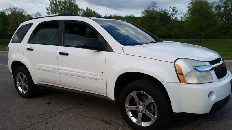 2007 chevrolet equinox ls 4dr suv in miamisburg oh. Black Bedroom Furniture Sets. Home Design Ideas