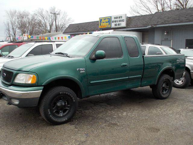 1999 ford f 150 xlt supercab short bed 4wd in miamisburg oh superior auto sales. Black Bedroom Furniture Sets. Home Design Ideas