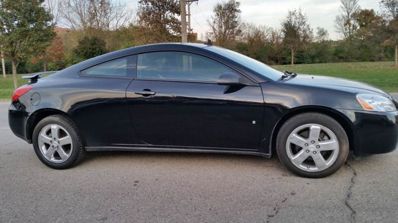 2008 Pontiac G6 Gt 2dr Coupe In Miamisburg Oh Superior