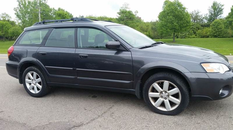 2007 Subaru Outback Limited Awd 4dr Wagon In Miamisburg Oh Superior Auto Sales