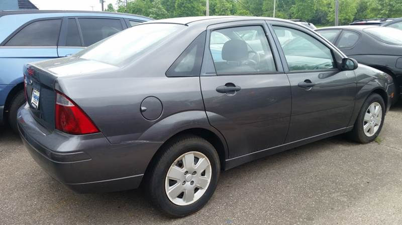 2007 ford focus zx4 ses 4dr sedan in miamisburg oh superior auto sales. Black Bedroom Furniture Sets. Home Design Ideas