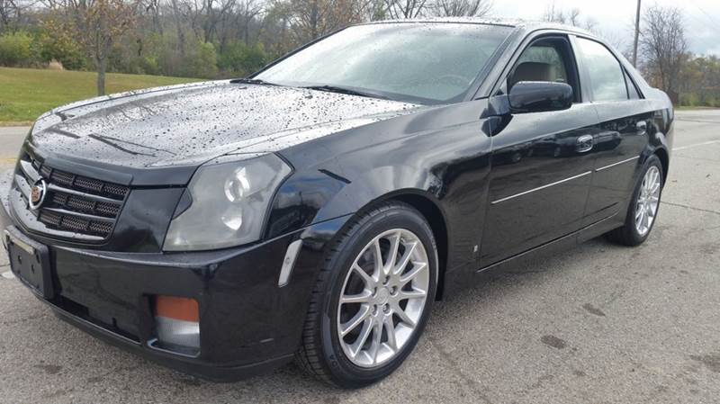 2006 Cadillac CTS Sport 4dr Sedan - Miamisburg OH