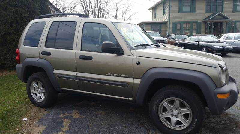 2003 jeep liberty 4dr sport 4wd suv in miamisburg oh superior auto sales. Black Bedroom Furniture Sets. Home Design Ideas