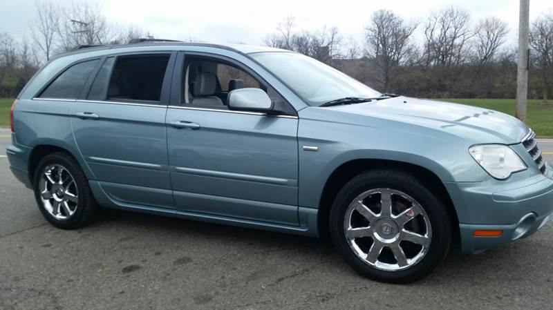 2008 chrysler pacifica touring 4dr wagon in miamisburg oh. Black Bedroom Furniture Sets. Home Design Ideas