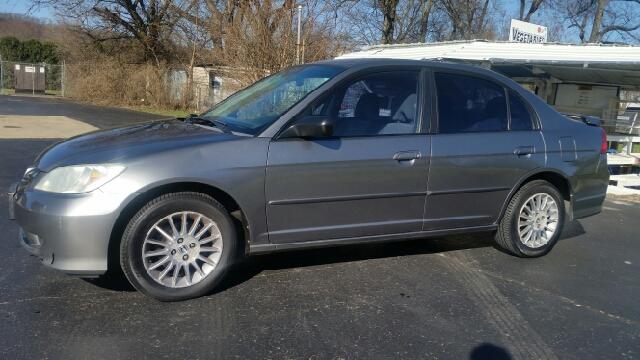 2005 honda civic lx special edition 4dr sedan in miamisburg oh superior auto sales. Black Bedroom Furniture Sets. Home Design Ideas